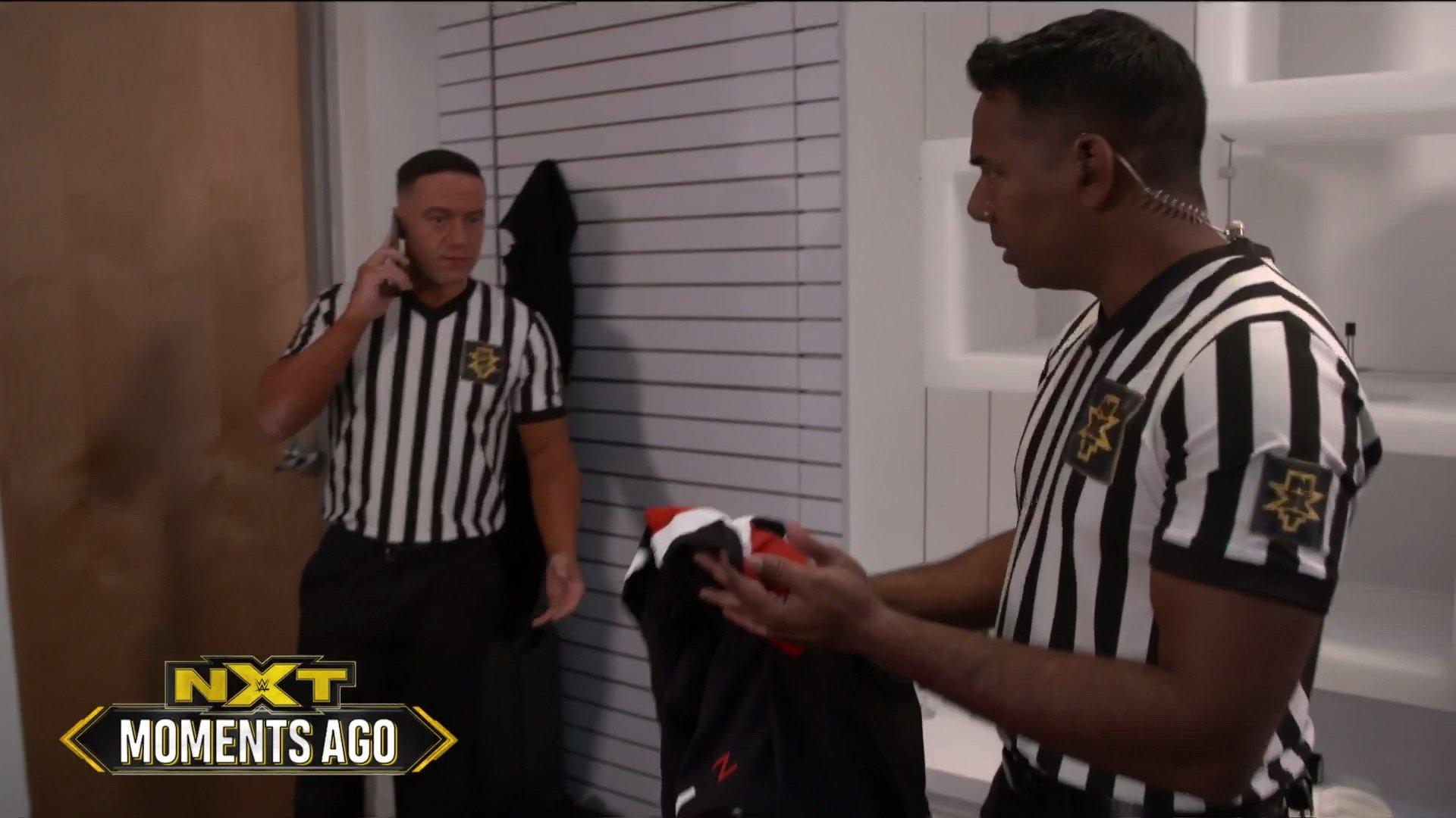 NXT (22 de abril 2020) | Resultados en vivo | Debuta el Hijo del Fantasma 1