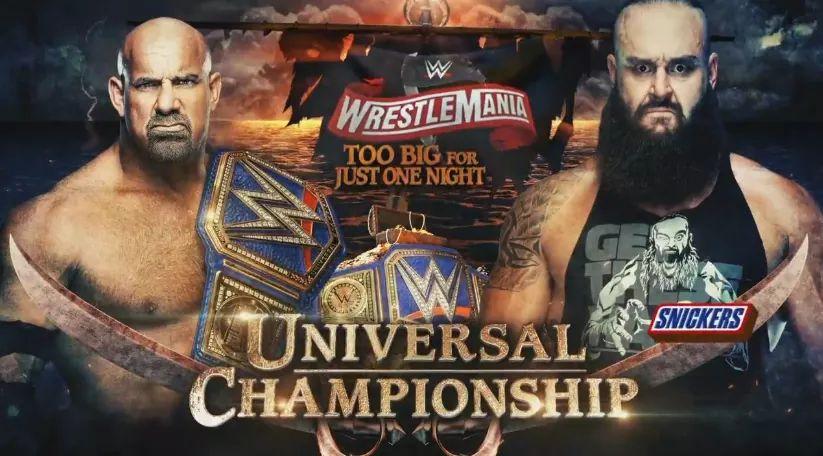 WWE SMACKDOWN (3 de abril 2020)   Resultados en vivo   A un día de WrestleMania 36 12