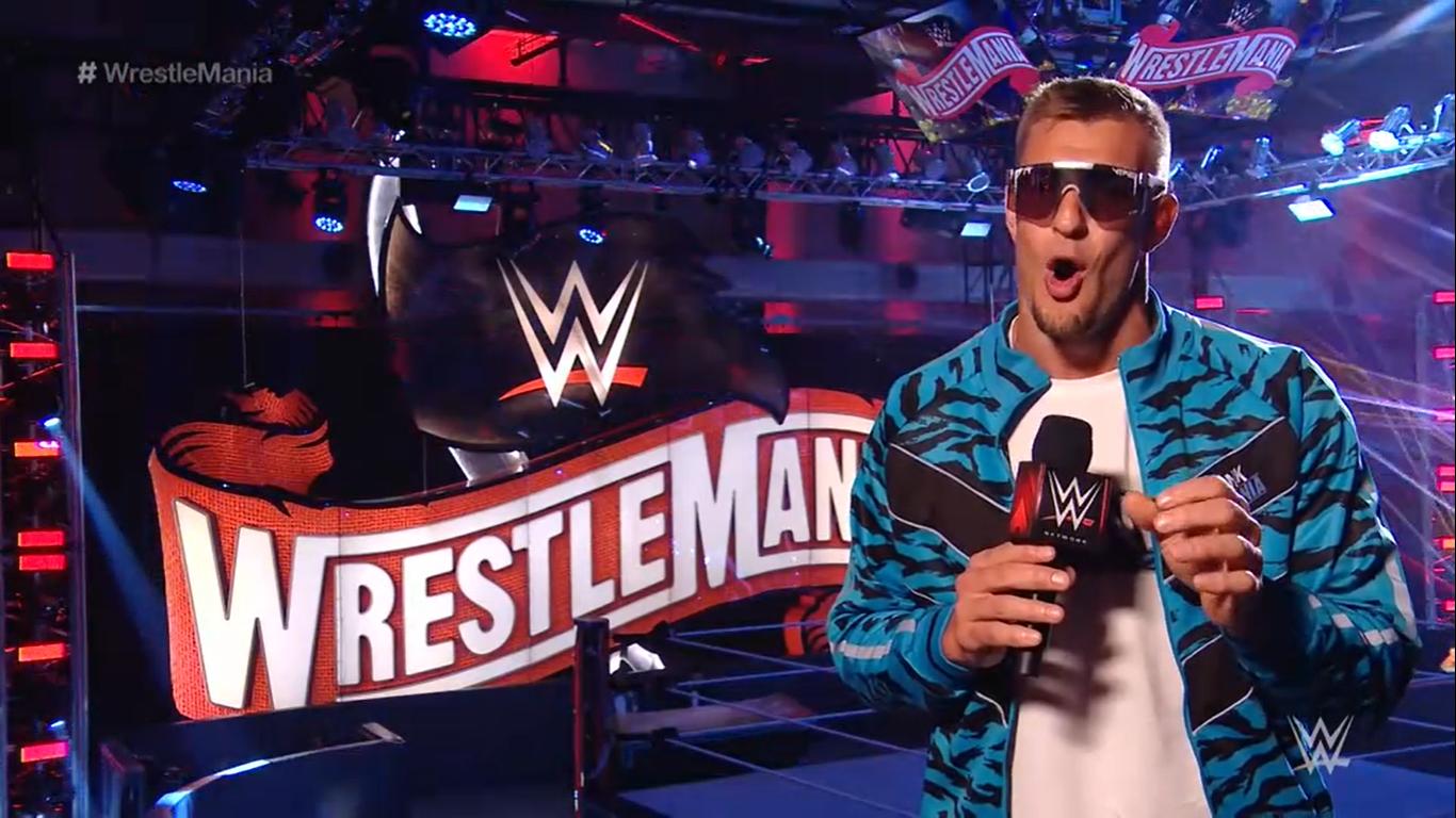 WWE WRESTLEMANIA 36 (5 de abril 2020) | Resultados en vivo | La segunda noche 16