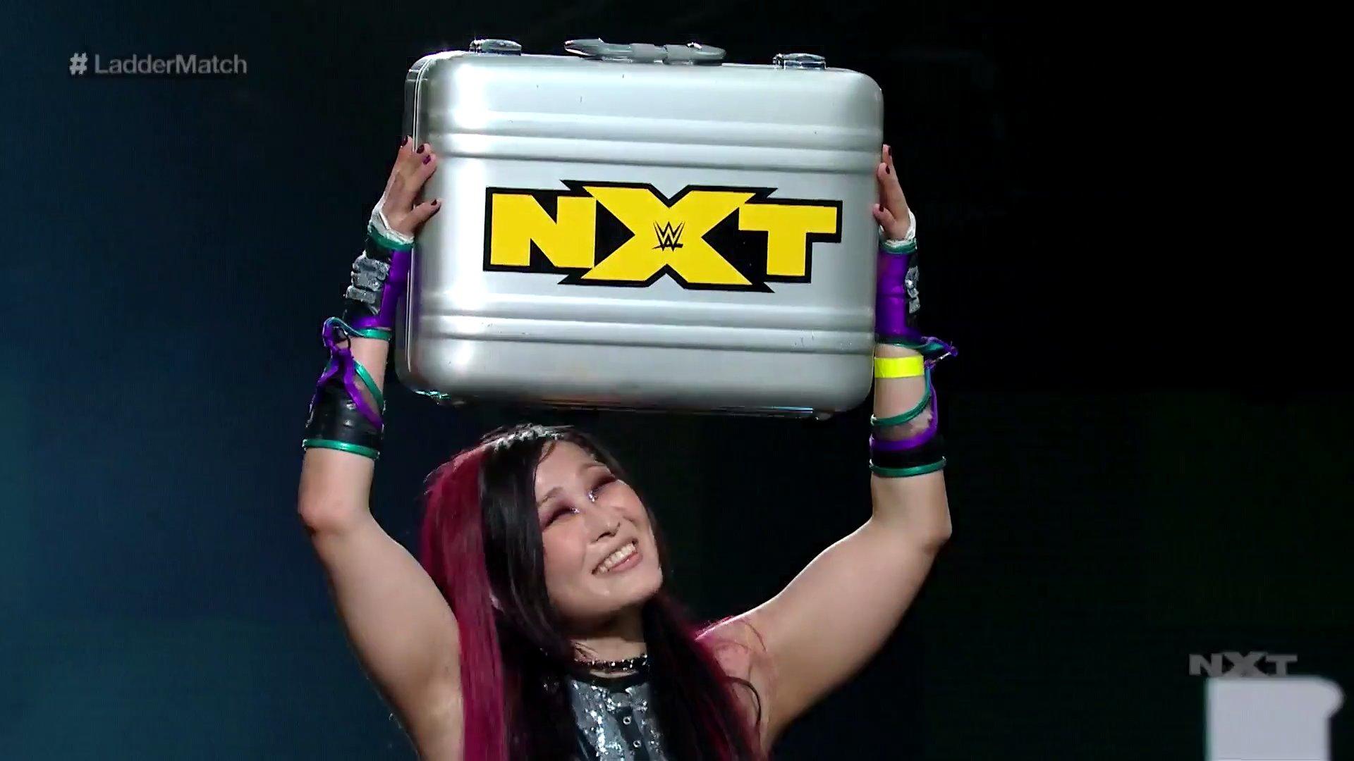 NXT (8 de abril 2020) | Resultados en vivo | Johnny Gargano vs. Tommaso Ciampa 8