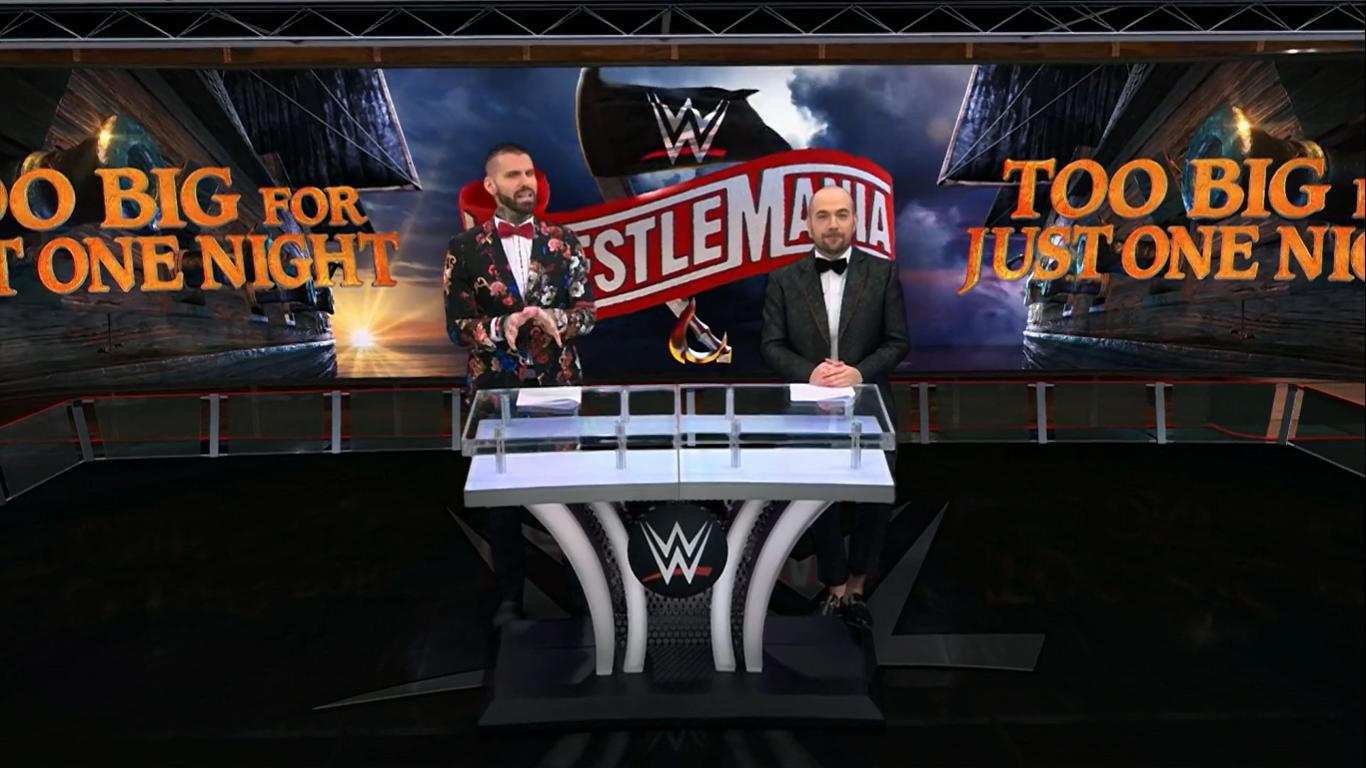 WWE WRESTLEMANIA 36 (5 de abril 2020) | Resultados en vivo | La segunda noche 1