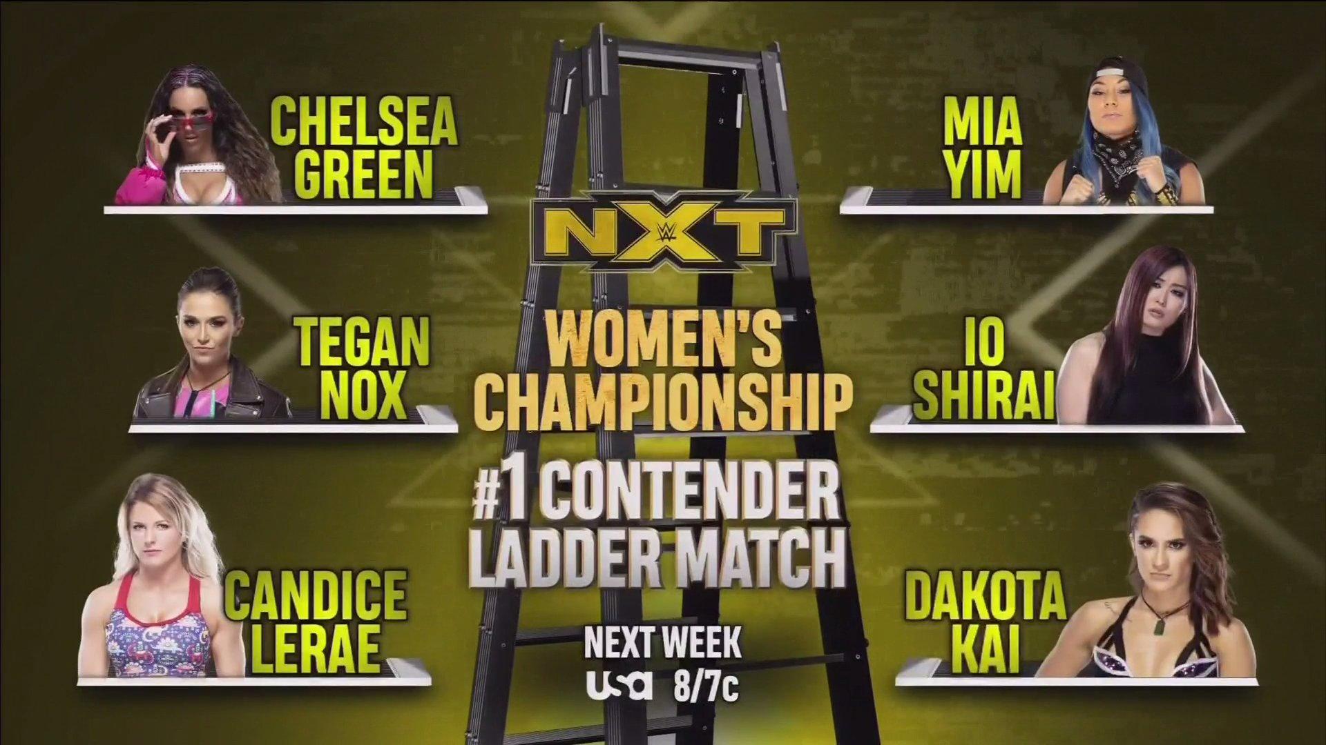 NXT (1 de abril 2020) | Resultados en vivo | Campeonato Norteamericano en juego 23