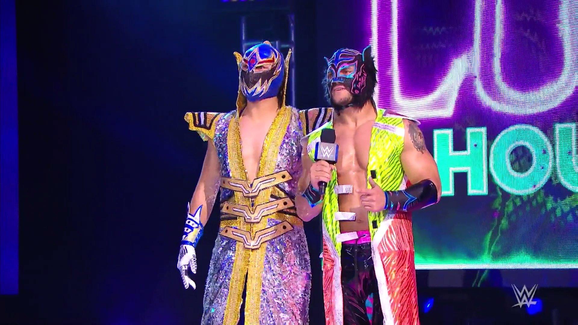 WWE SMACKDOWN (24 de abril 2020) | Resultados en vivo | 25 años de Triple H 1