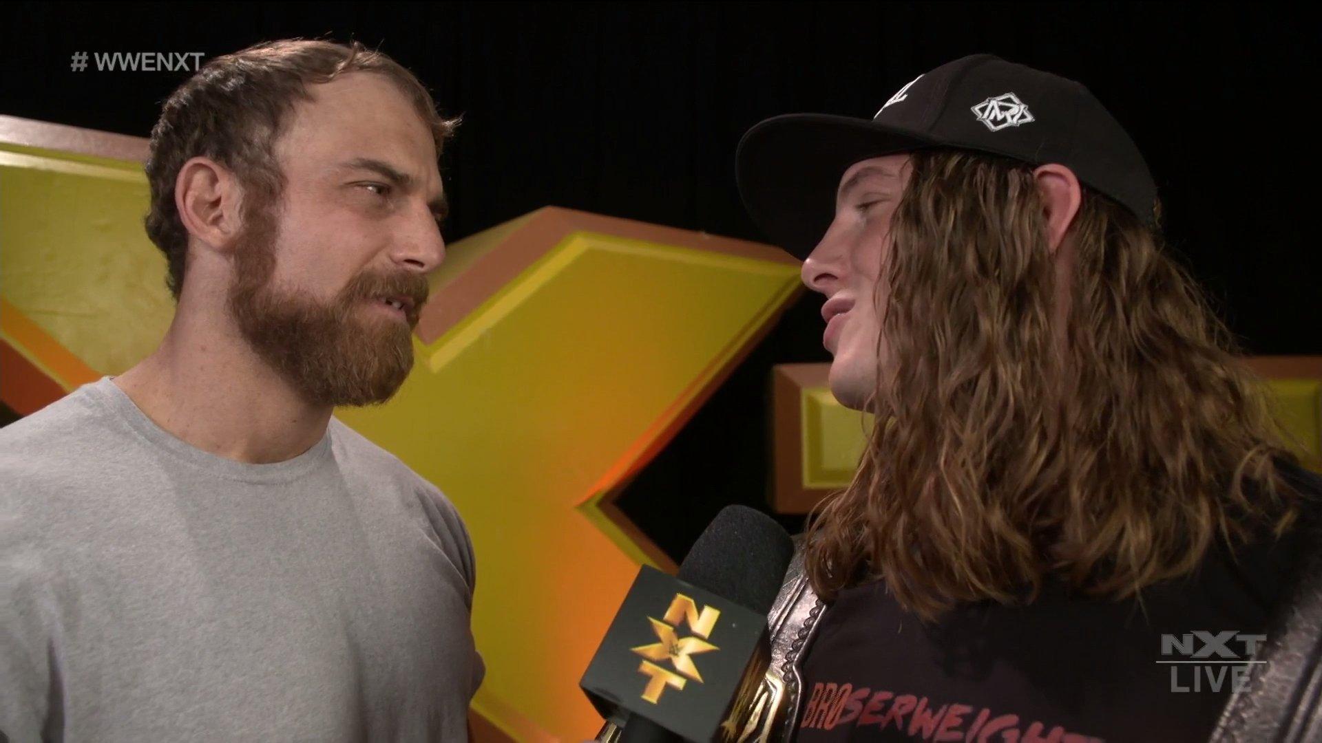 NXT (22 de abril 2020) | Resultados en vivo | Debuta el Hijo del Fantasma 18