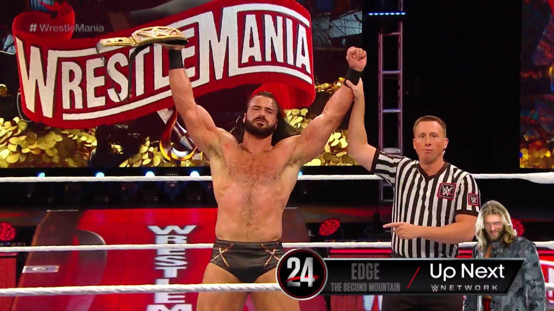WWE RAW (6 de abril 2020) | Resultados en vivo | Inicia la era de Drew McIntyre 48