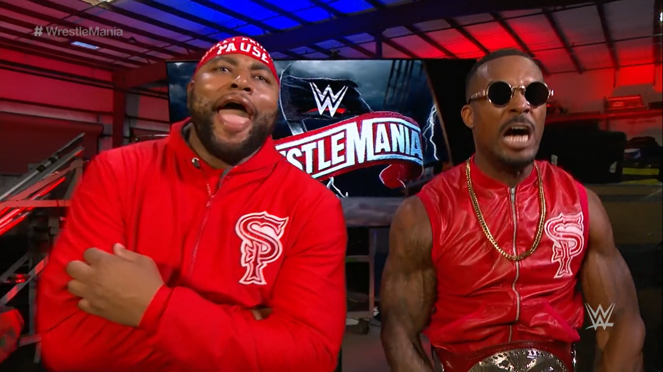 WWE WRESTLEMANIA 36 (5 de abril 2020) | Resultados en vivo | La segunda noche 6