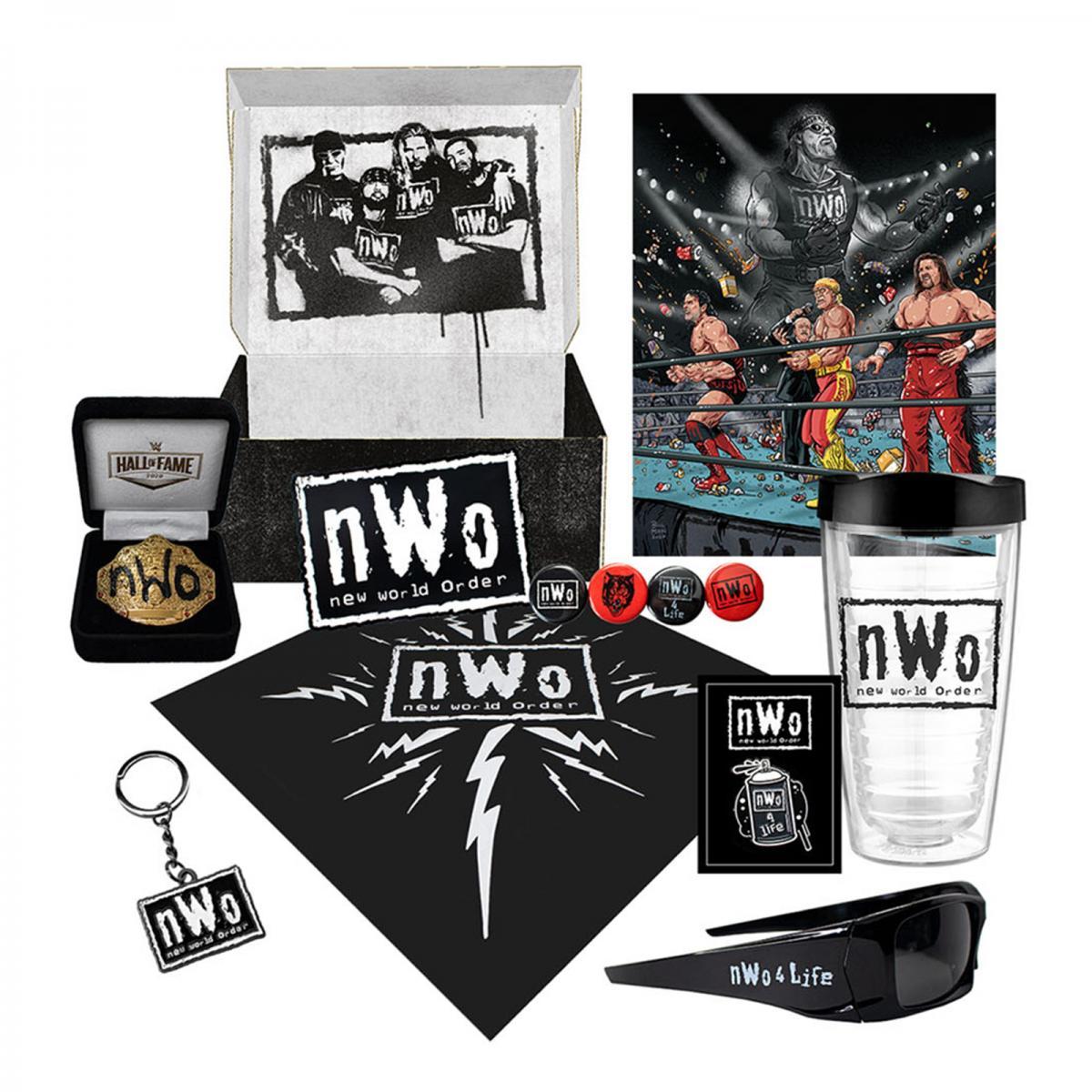 nWo de colección / WWE Shop
