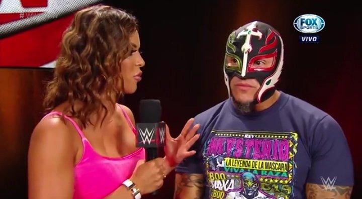 Previo WWE Raw 1 de junio 2020