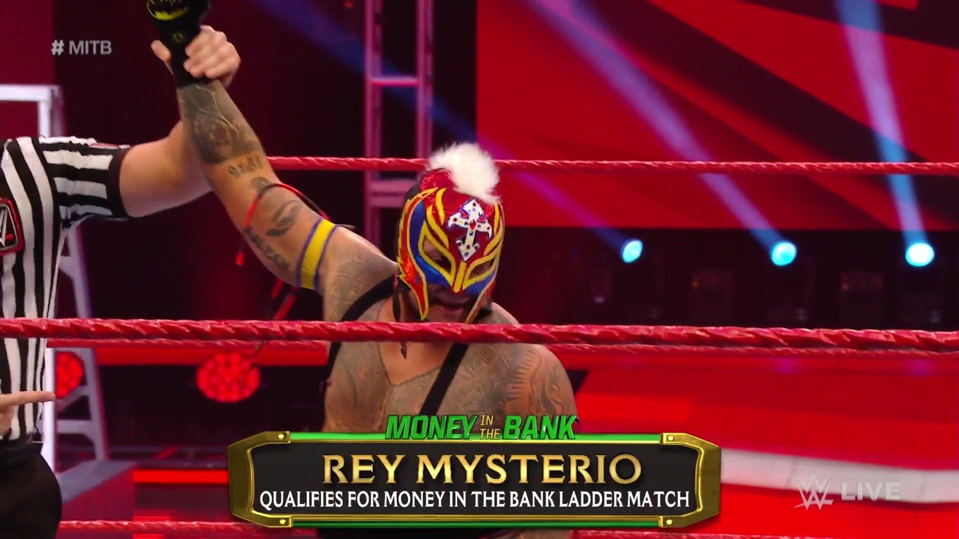 Rey Mysterio se retirará en Raw