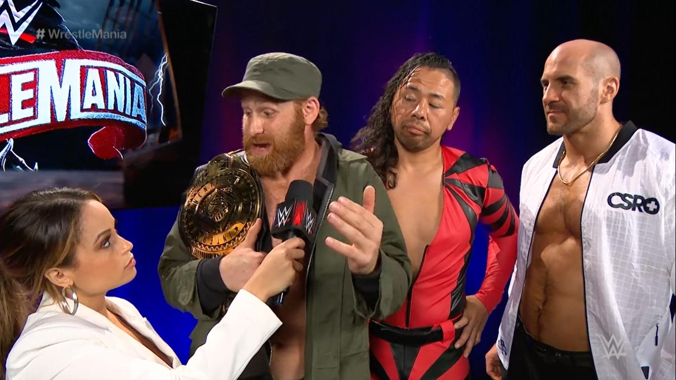 Campeonato Intercontinental WWE