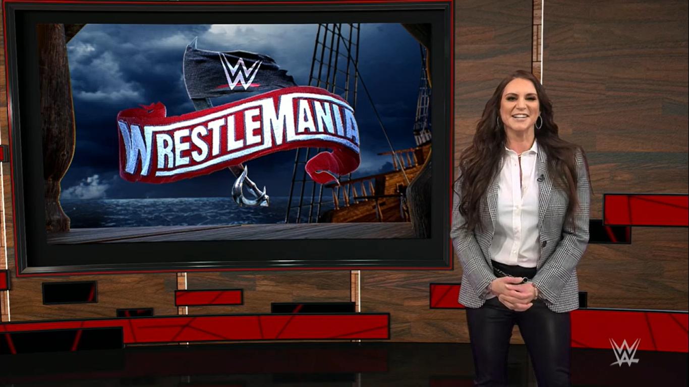WWE WRESTLEMANIA 36 (5 de abril 2020) | Resultados en vivo | La segunda noche 14