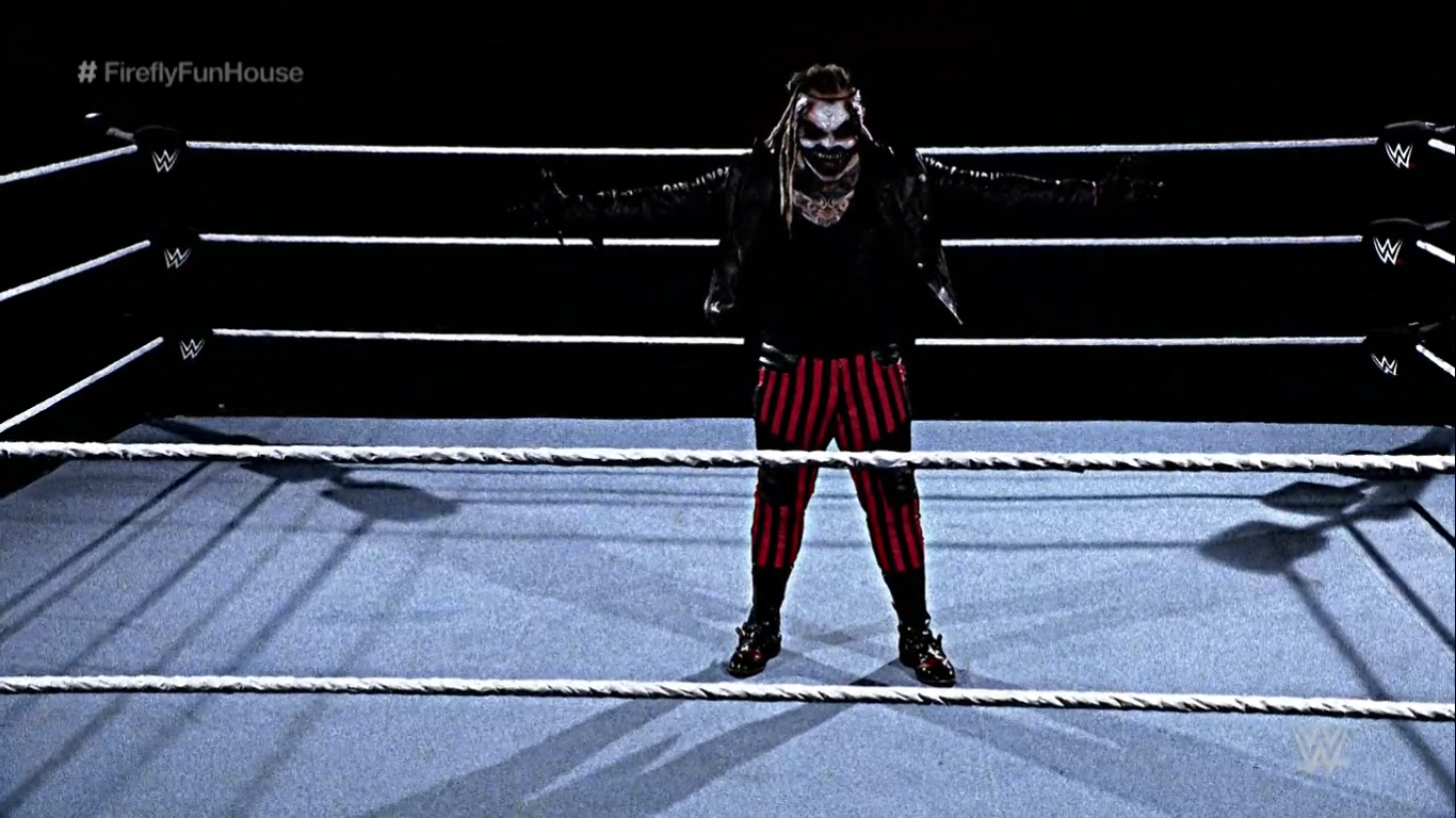 WWE WRESTLEMANIA 36 (5 de abril 2020) | Resultados en vivo | La segunda noche 73