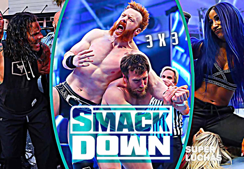 3 x 3: Lo mejor y lo peor de SmackDown 29 de mayo 2020