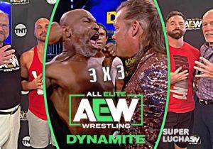 3 x 3: Lo mejor y lo peor de AEW Dynamite 27 de mayo 2020