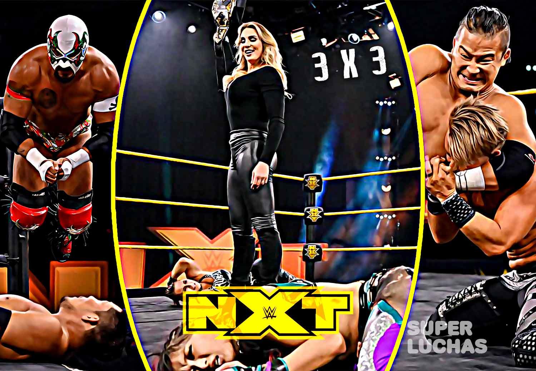 3 x 3: Lo mejor y lo peor de NXT 20 de mayo 2020