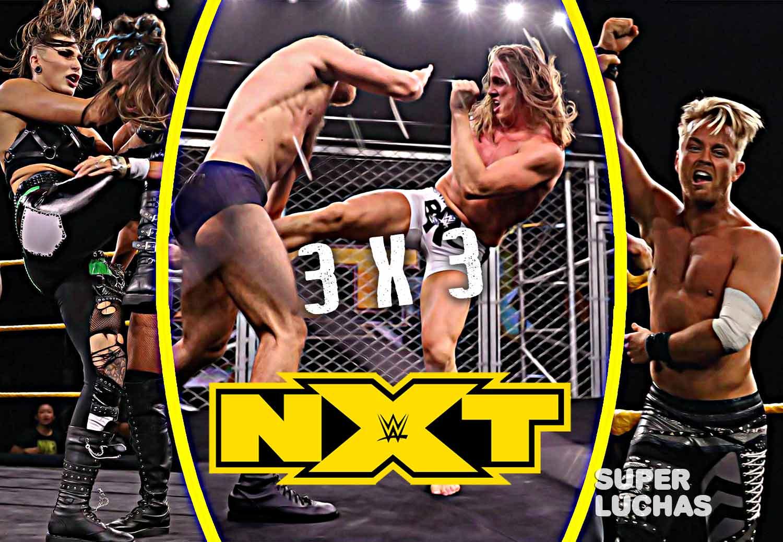 3 x 3: Lo mejor y lo peor de NXT 27 de mayo 2020