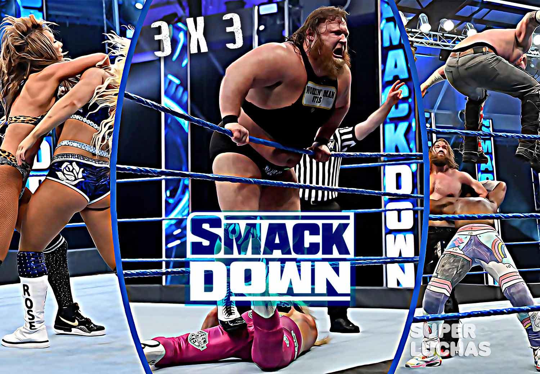 3 x 3: Lo mejor y lo peor de SmackDown 1 de mayo 2020