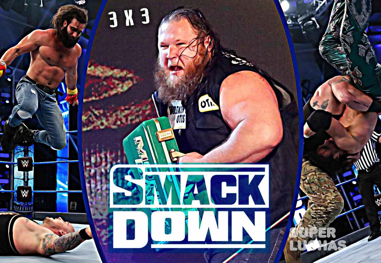 3 x 3: Lo mejor y lo peor de SmackDown 15 de mayo 2020