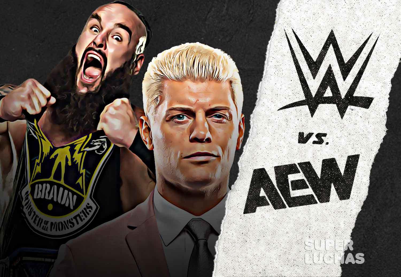 AAA vs. AEW