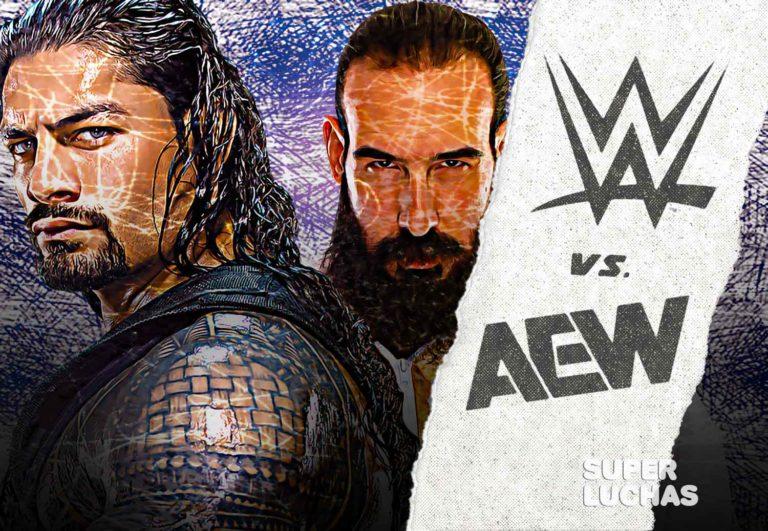 AEW vs. WWE 005
