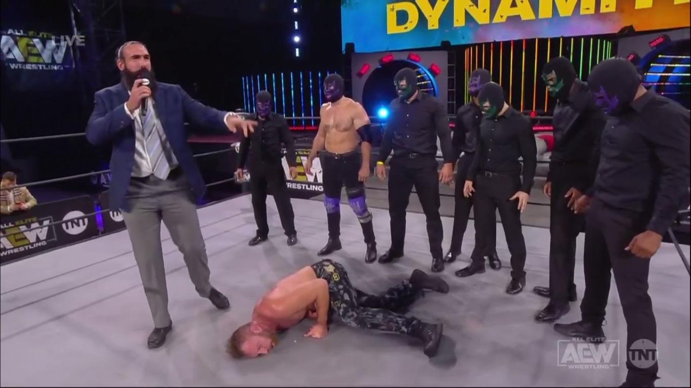 AEW DYNAMITE (6 de mayo 2020) | Resultados en vivo | El debut de Matt Hardy 38