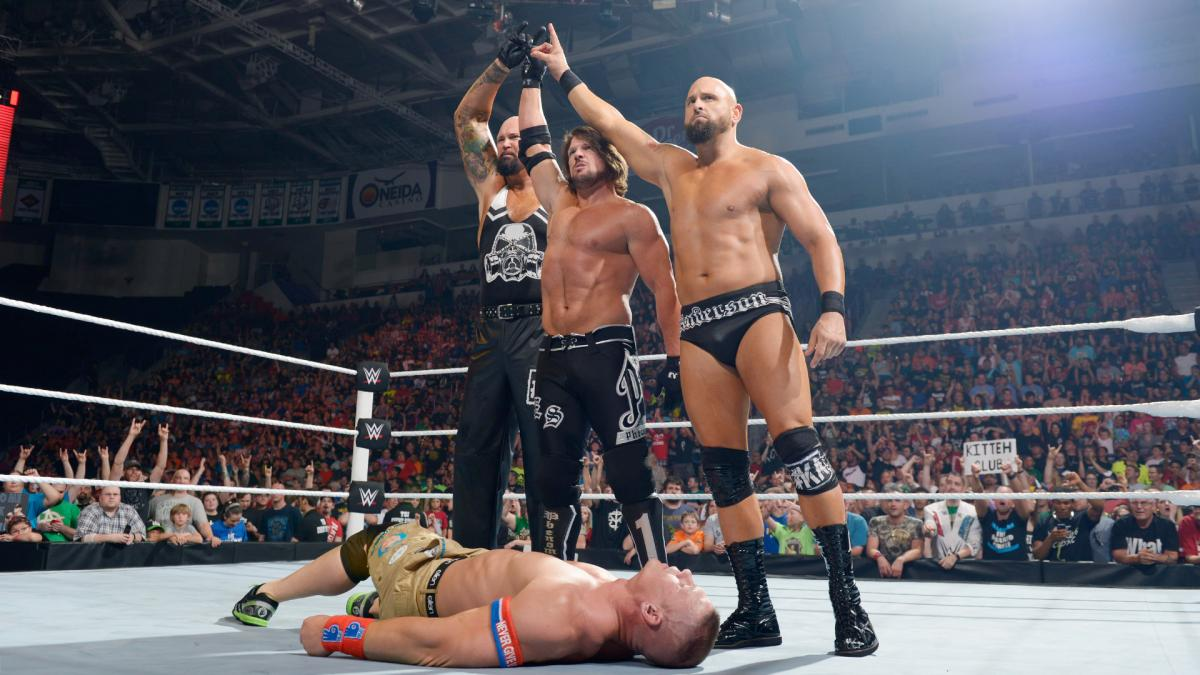AJ Styles en After the Bell