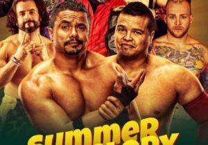 Epico y Primo se presentan en CCW tras su salida de WWE 3