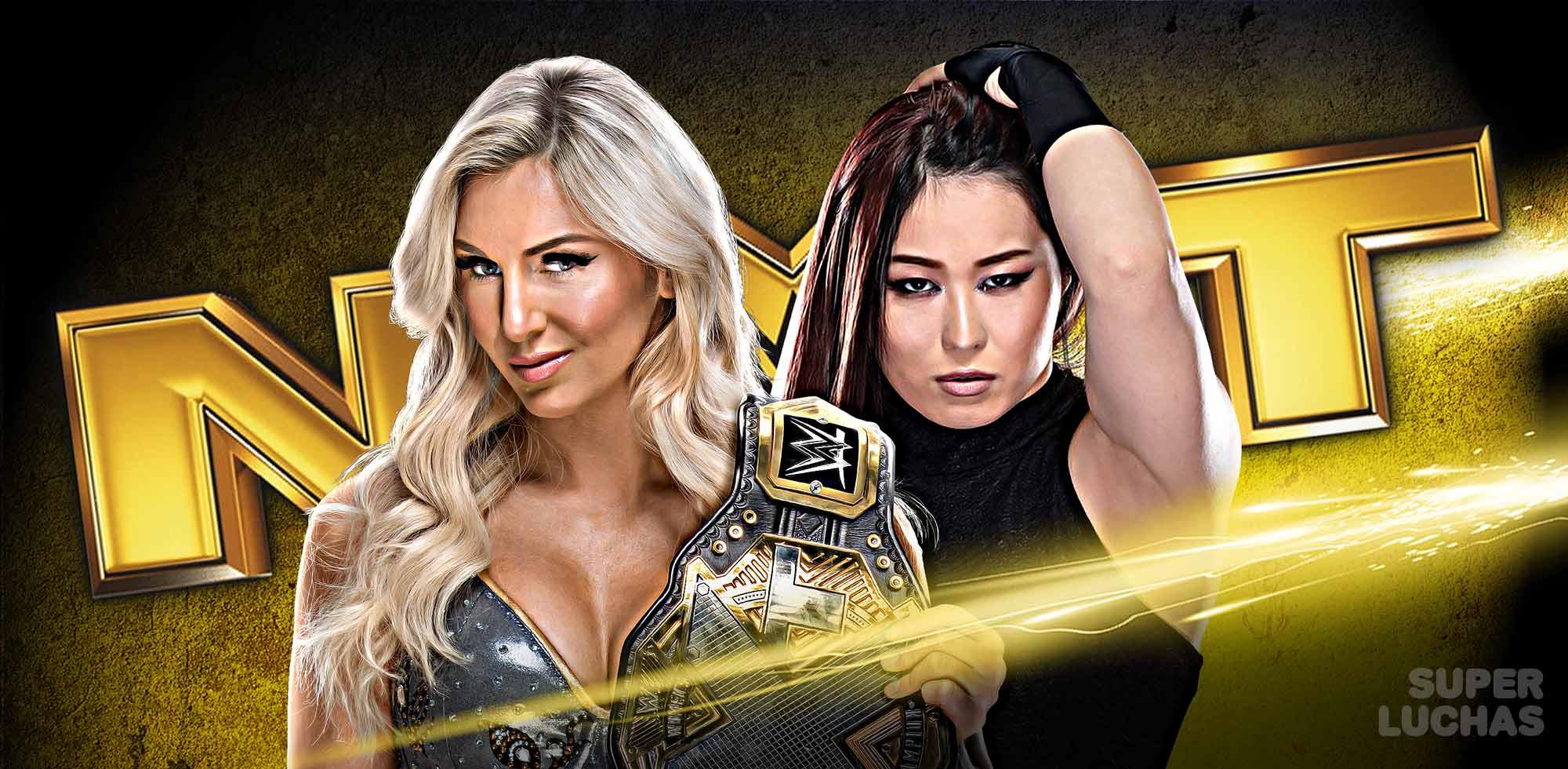 NXT 6 de mayo 2020