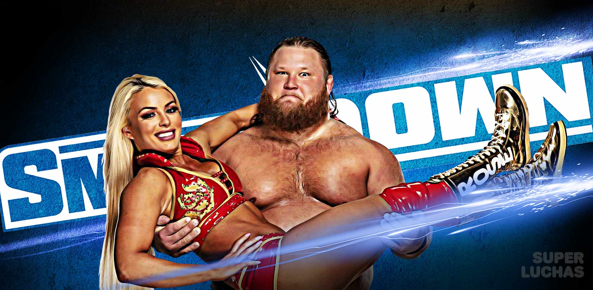 WWE SMACKDOWN (1 de mayo 2020) | Resultados en vivo | Otis y Mandy rumbo a Money in the Bank 1