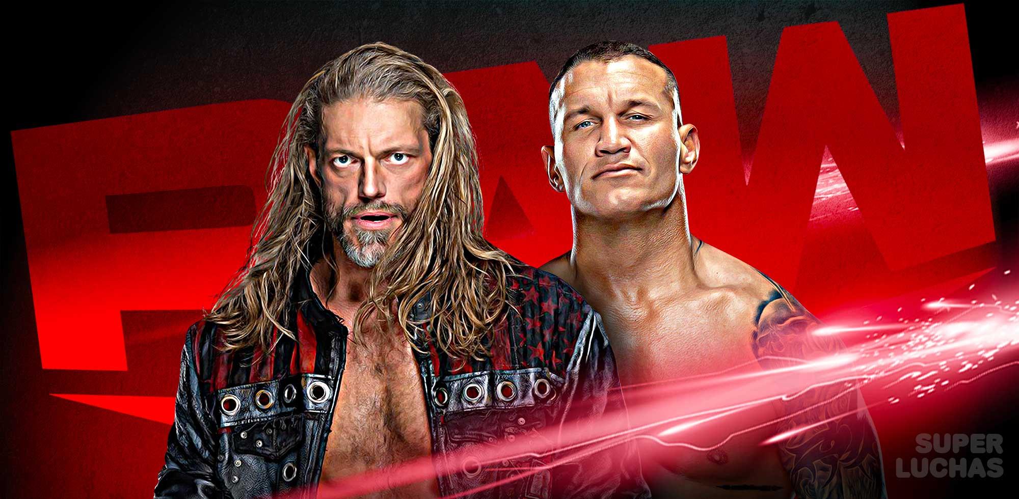 WWE RAW 11 de mayo 2020