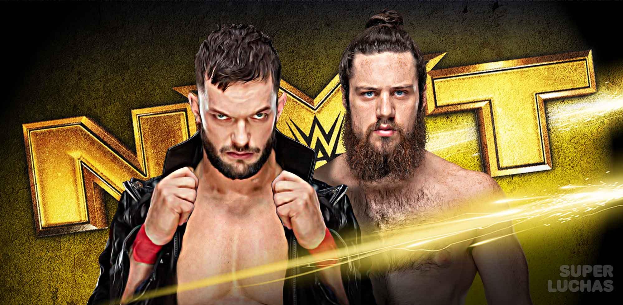 NXT 13 de mayo 2020