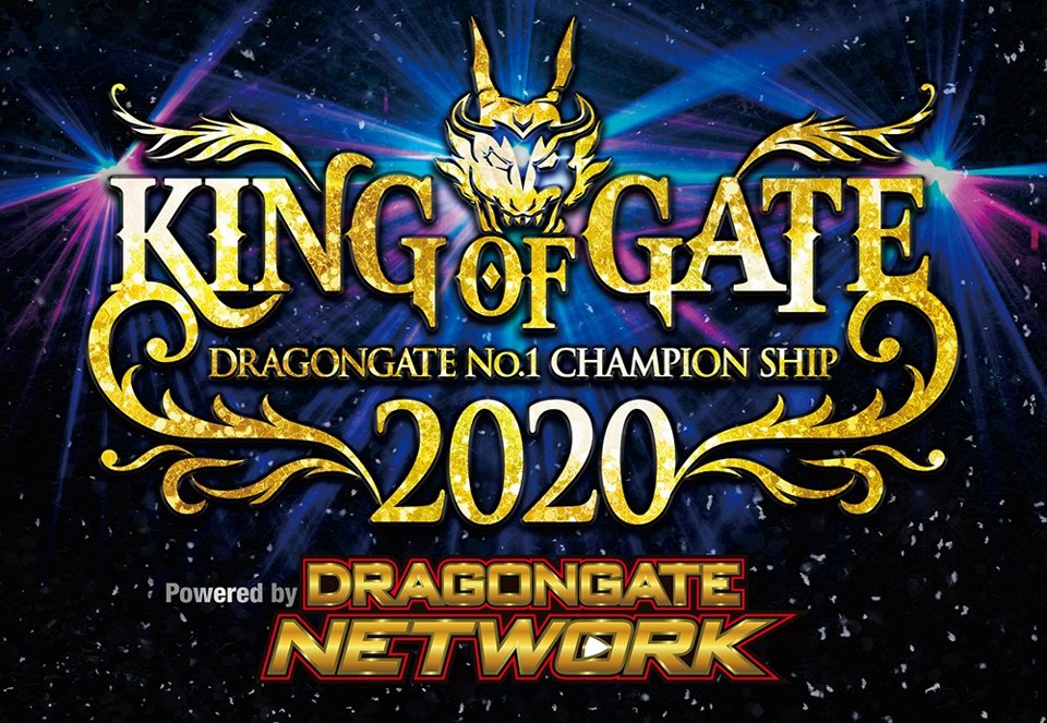 "Dragon Gate: Se anuncia ""King of Gate 2020"" a puerta cerrada 8"