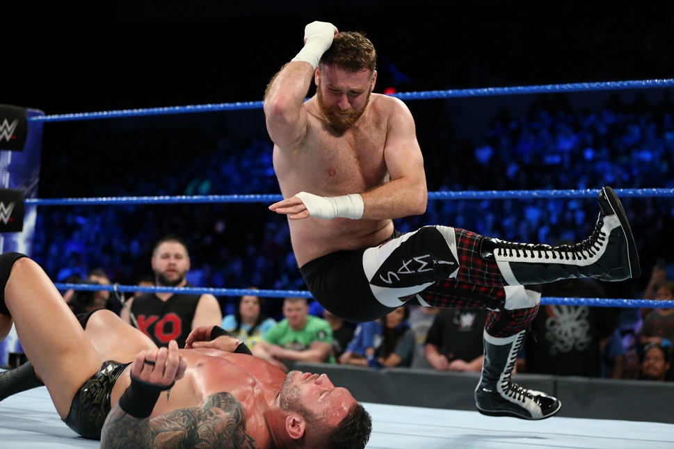 Coronavirus en WWE