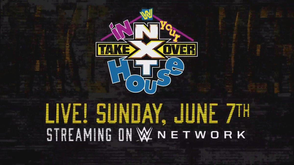 NXT TakeOver: In Your House, el 7 de junio... ¿desde qué lugar ...