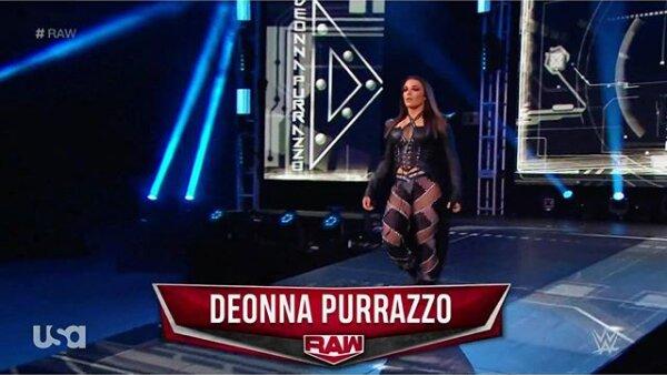 Deonna Purrazzo firmó con IMPACT