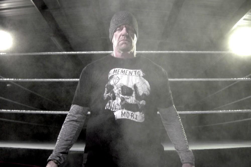 El mayor miedo de The Undertaker