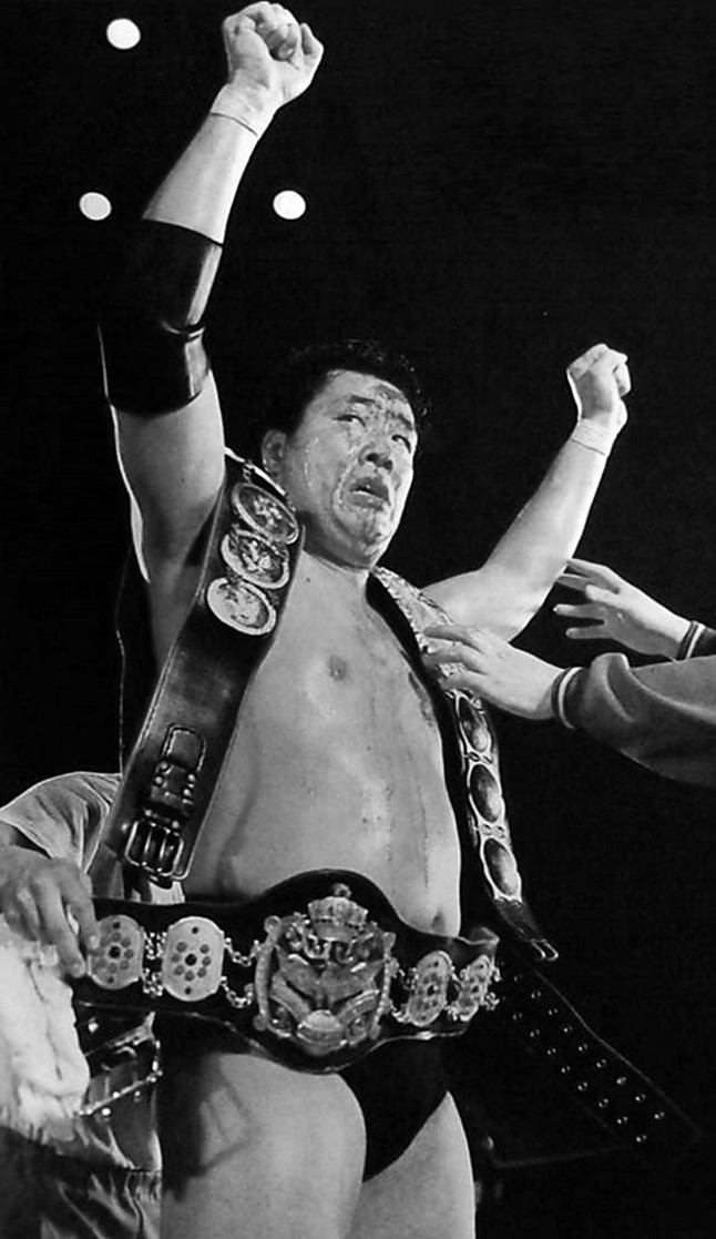 Jumbo Tsuruta, 20 años sin el monstruo de Yamanashi 2