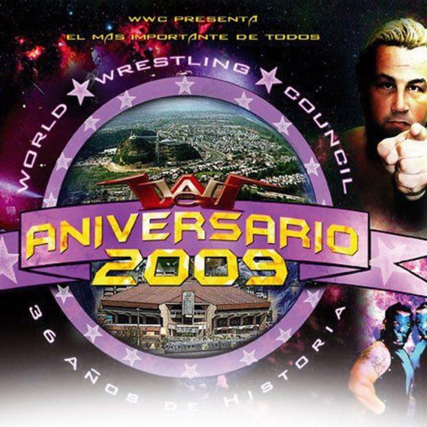 WWC presenta en su totalidad Aniversario 2009 - Máscara vs Cabellera entre Ray Gonzalez y La Pesadilla (Epico) 11
