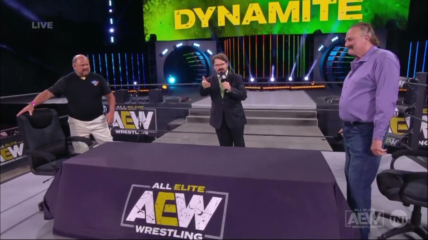 AEW DYNAMITE (20 de mayo 2020)   Resultados en vivo   A tres días de Double or Nothing 1