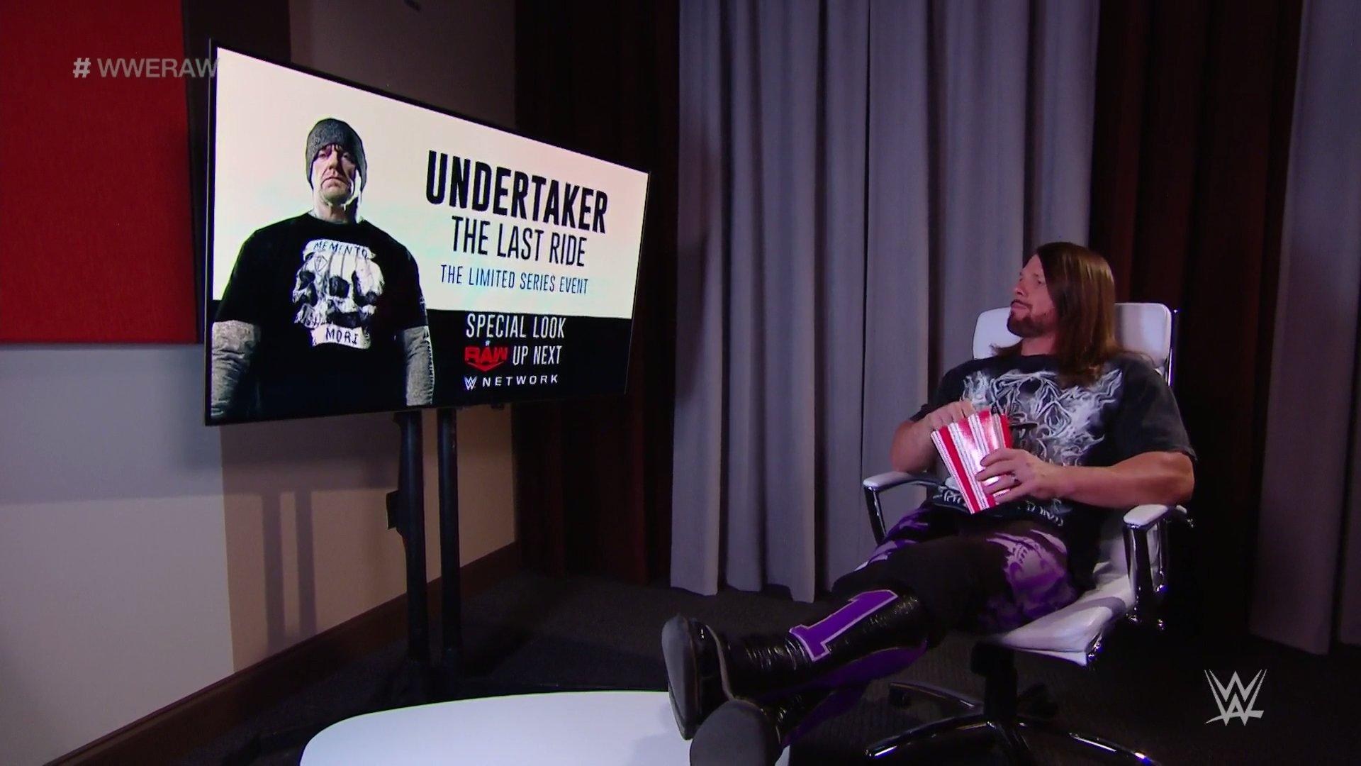 WWE RAW (11 de mayo 2020) | Resultados en vivo | Edge y Randy Orton regresan 34