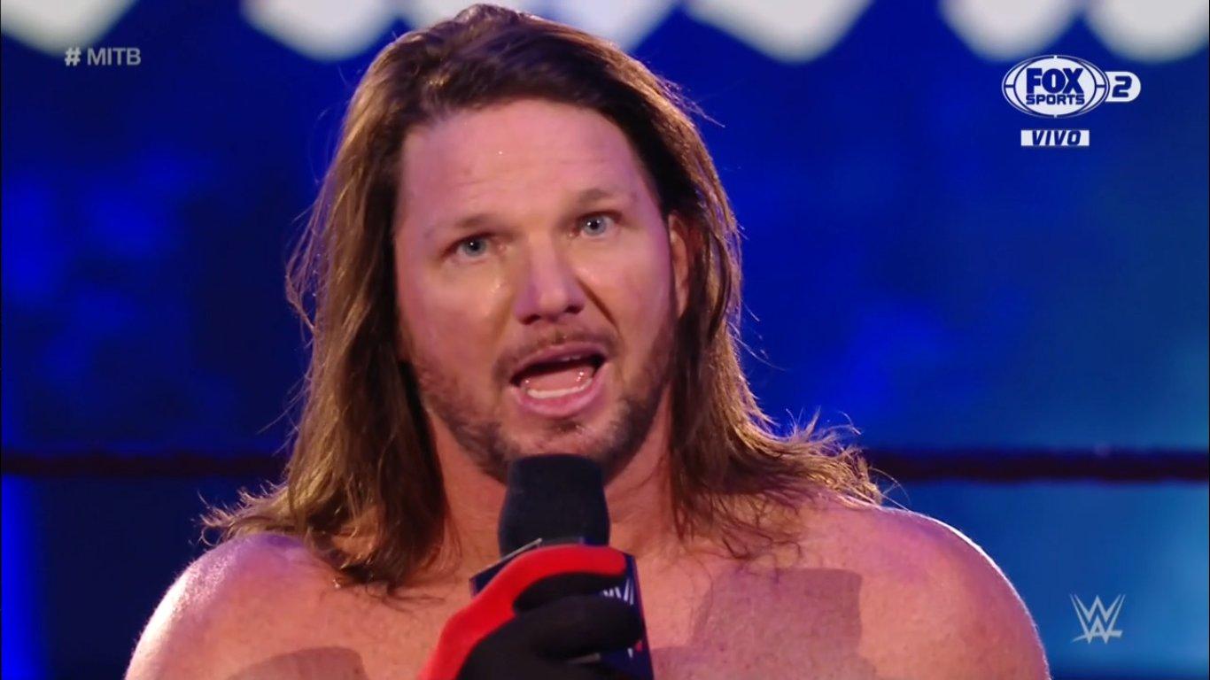 WWE RAW (4 de mayo 2020)   Resultados en vivo   A un paso de Money in the Bank 20