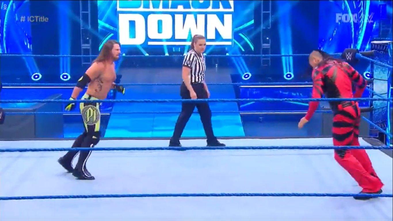 3 x 3: Lo mejor y lo peor de SmackDown (22 de mayo 2020) 4