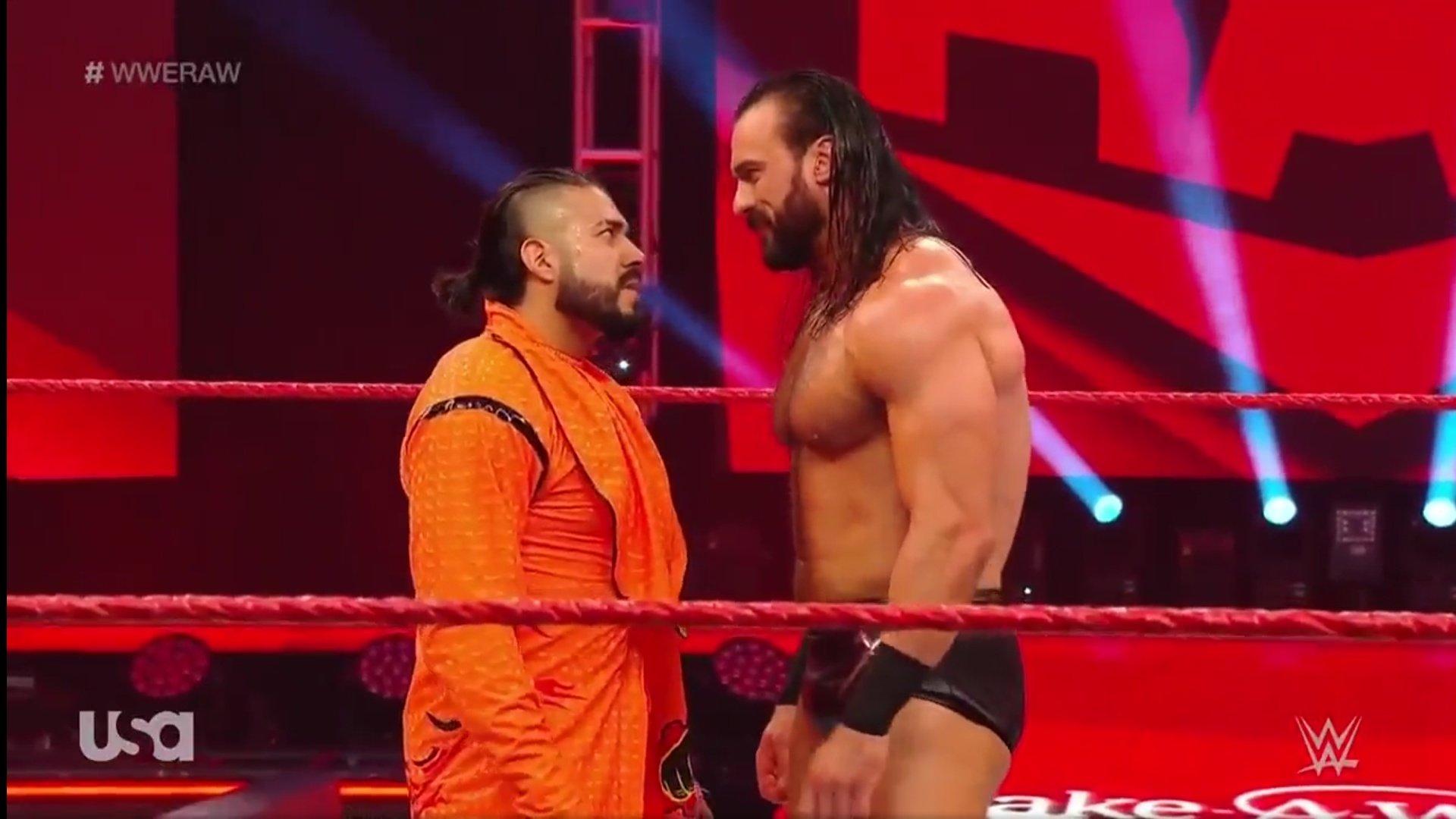 WWE RAW (11 de mayo 2020) | Resultados en vivo | Edge y Randy Orton regresan 16