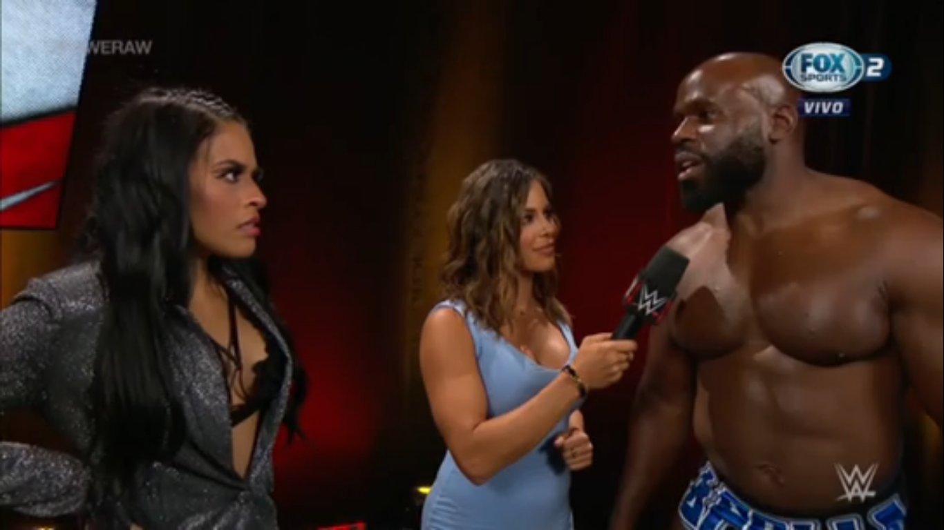 WWE RAW (18 de mayo 2020) | Resultados en vivo | King Corbin viene por Drew McIntyre 29
