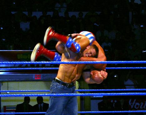 autoridad de John Cena en WWE