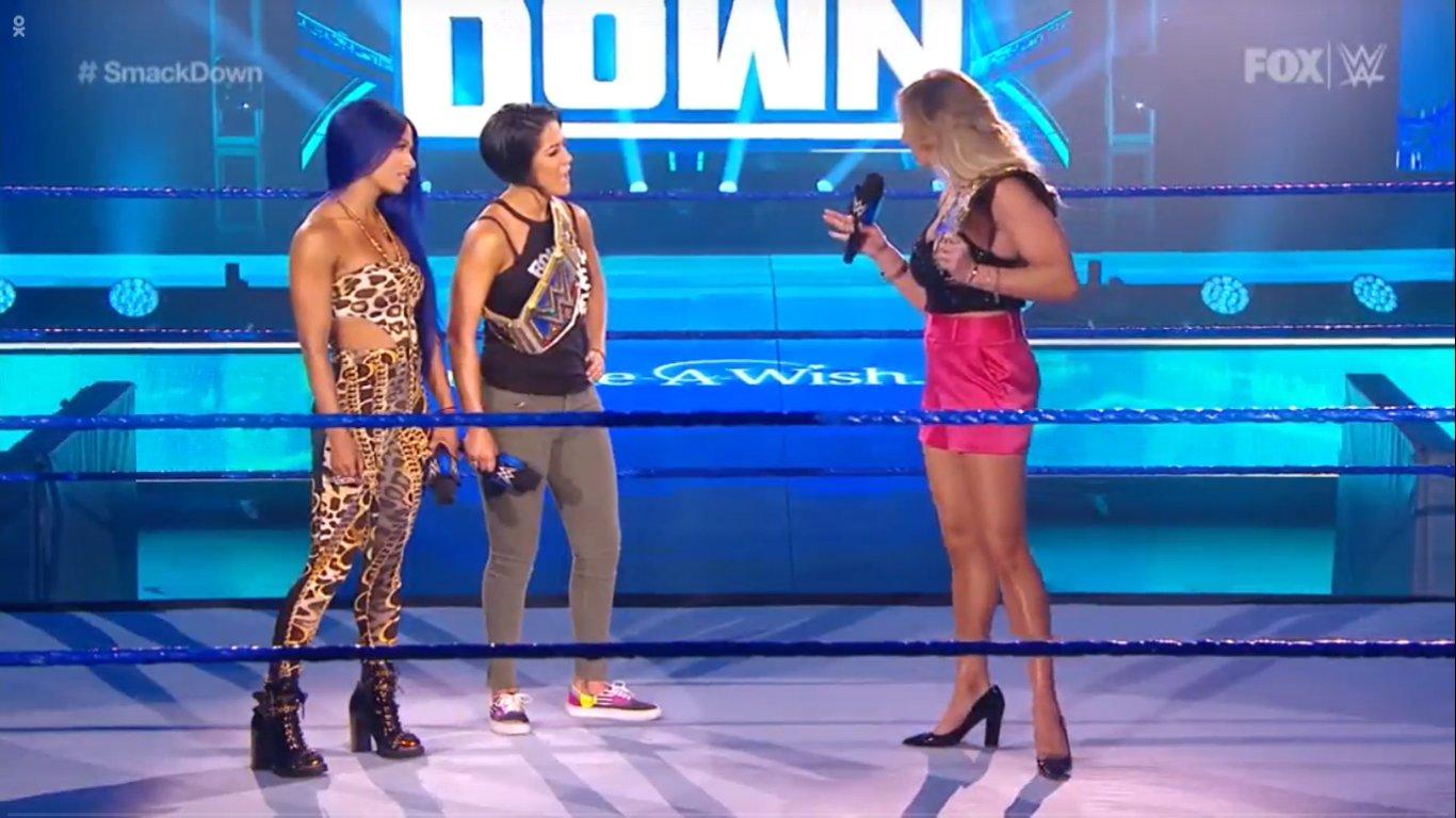 3 x 3: Lo mejor y lo peor de SmackDown (15 de mayo 2020) 3