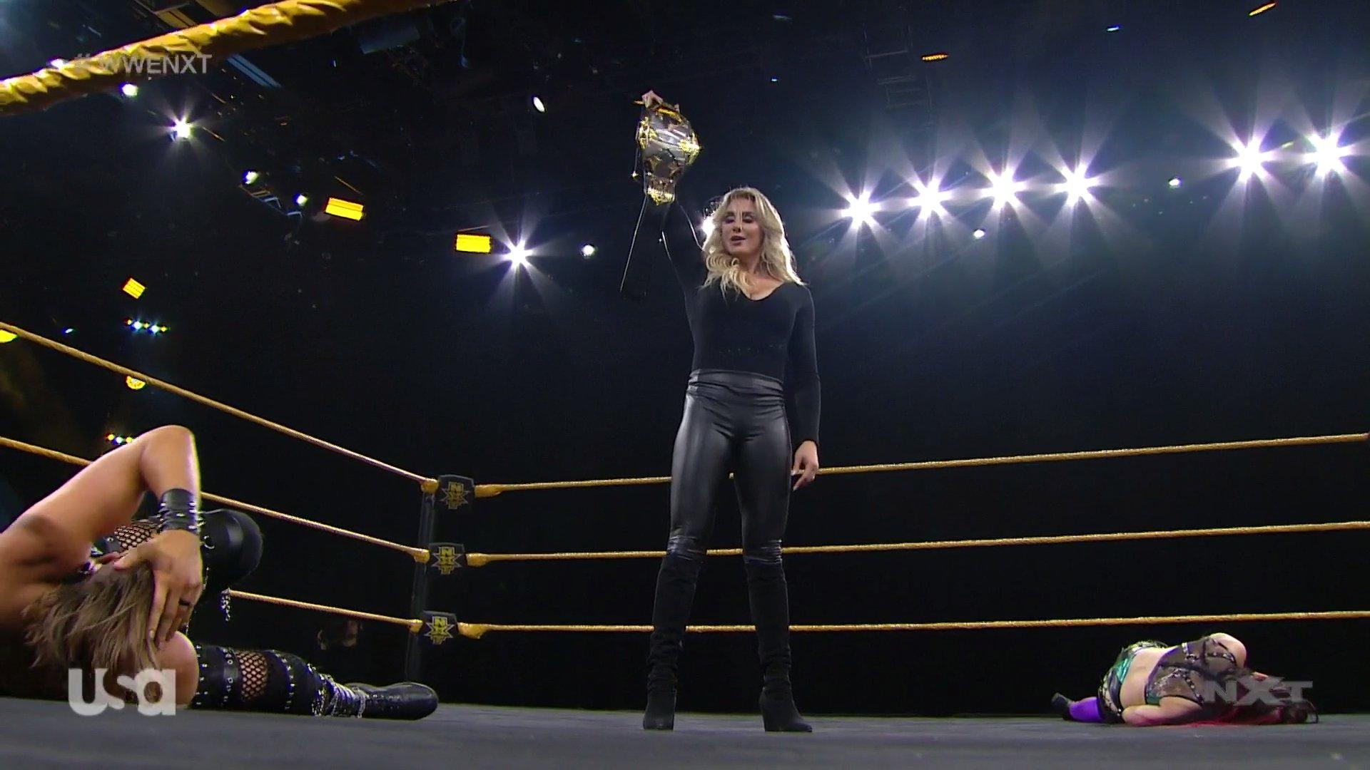 NXT (20 de mayo 2020) | Resultados en vivo | Rhea Ripley vs. Io Shirai 16