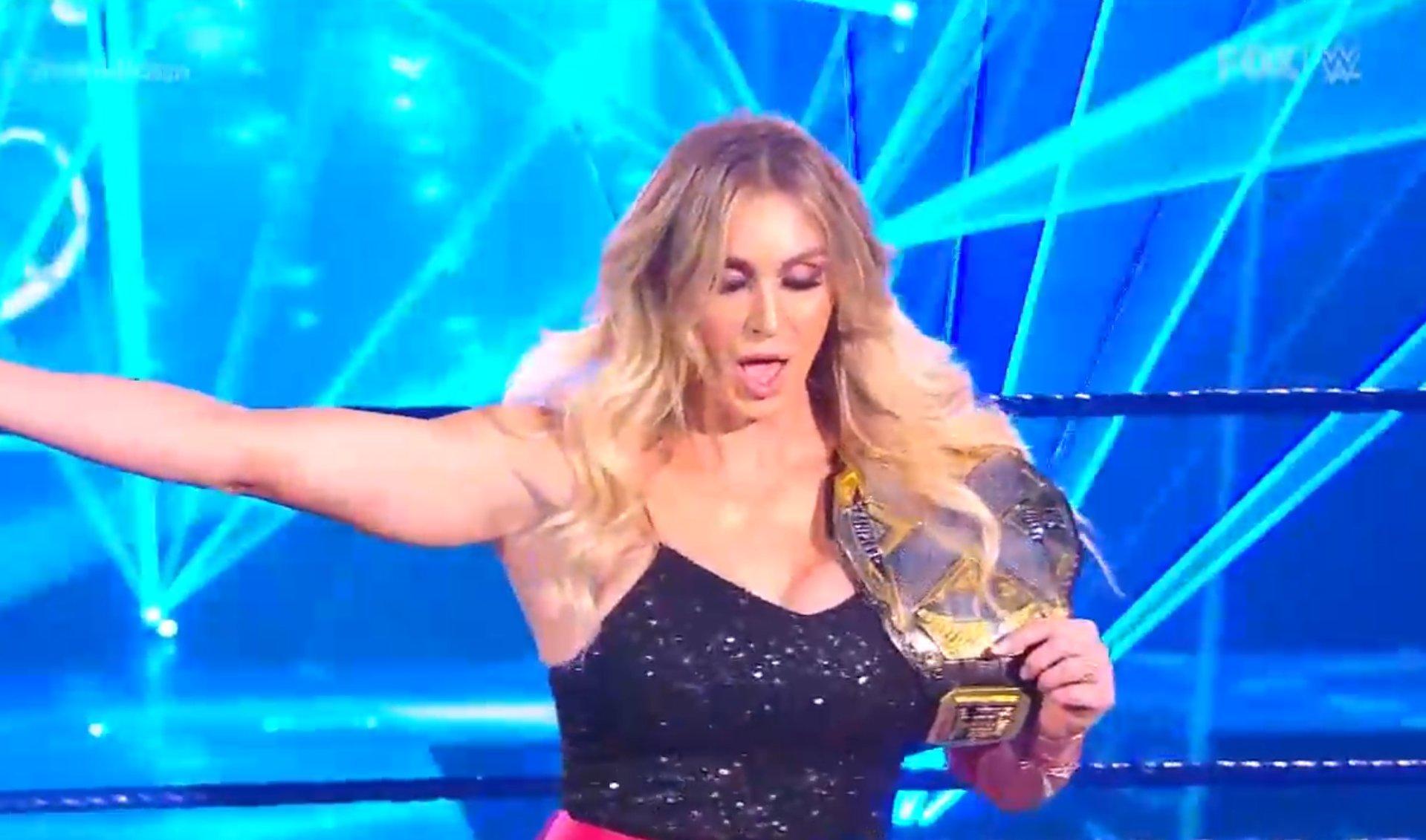 WWE SMACKDOWN (15 de mayo 2020) | Resultados en vivo | Otis, Mr. Money in the Bank 9