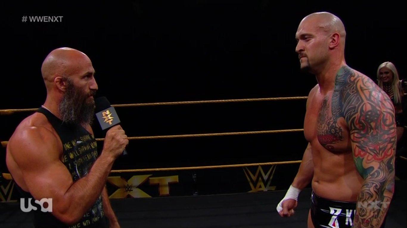 3 x 3: Lo mejor y lo peor de NXT (20 de mayo 2020) 3