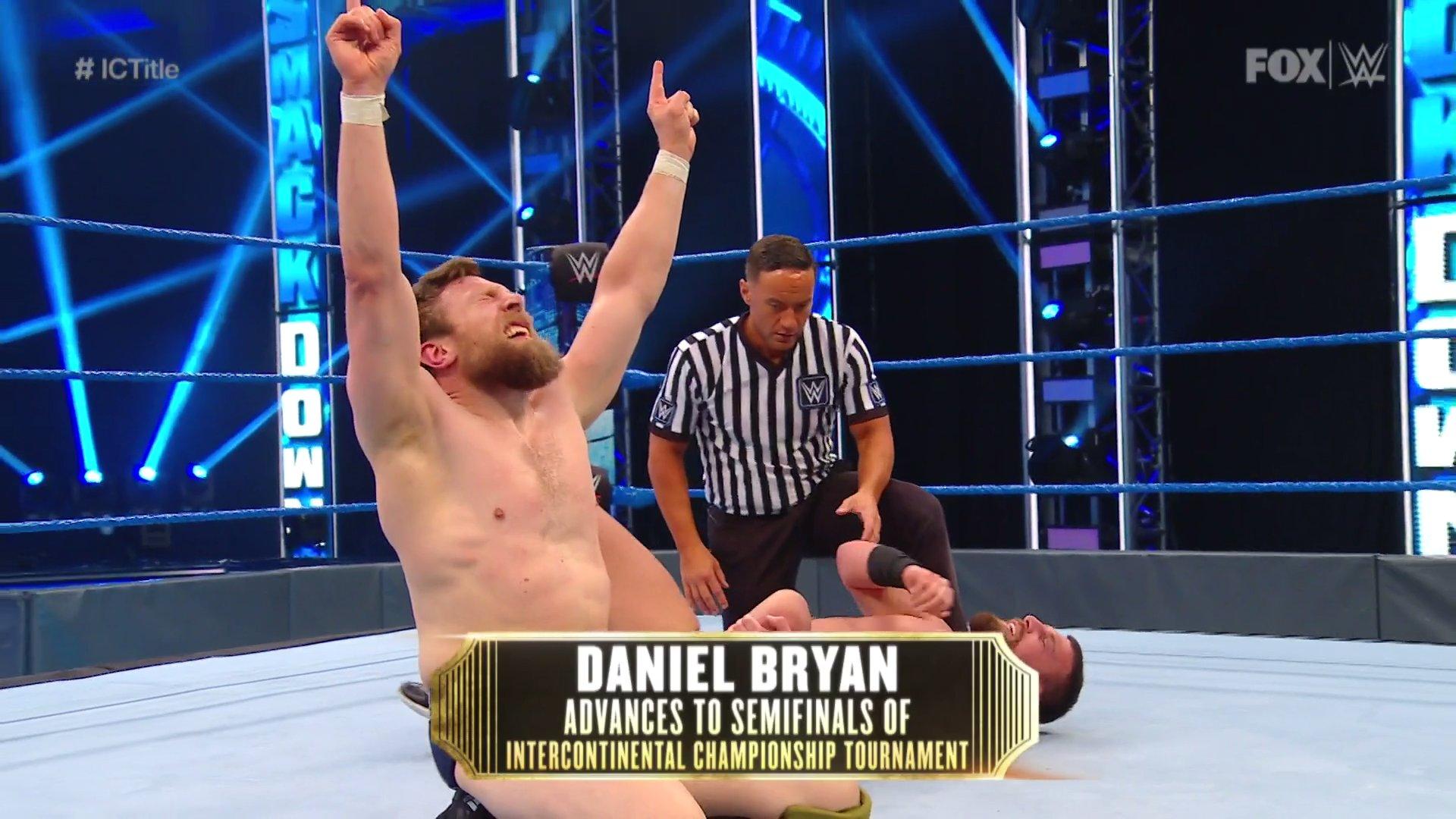 3 x 3: Lo mejor y lo peor de SmackDown (15 de mayo 2020) 2